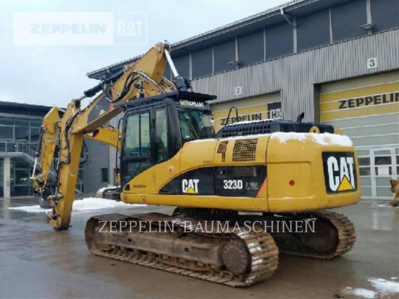 CATERPILLAR TRACK EXCAVATORS 323DL equipment  photo 1