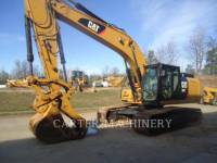 CATERPILLAR KETTEN-HYDRAULIKBAGGER 329F CF equipment  photo 3