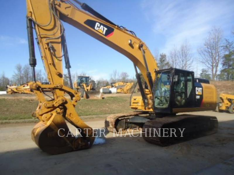 CATERPILLAR KOPARKI GĄSIENICOWE 329F CF equipment  photo 3