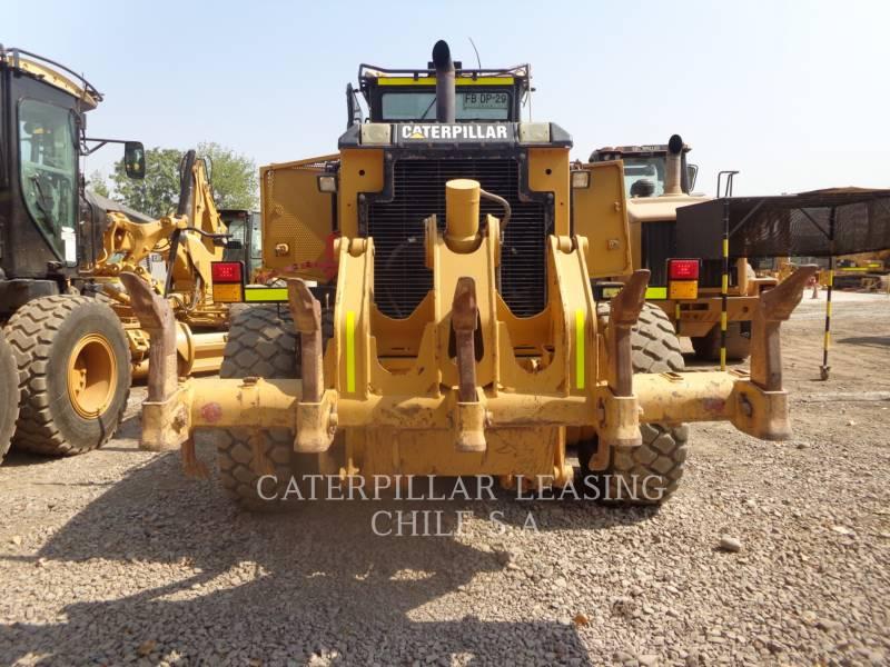 CATERPILLAR MOTONIVELADORAS PARA MINERÍA 140M equipment  photo 4