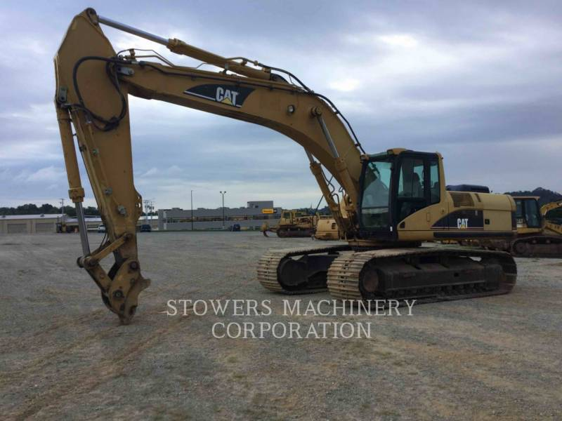 CATERPILLAR トラック油圧ショベル 330CL equipment  photo 1