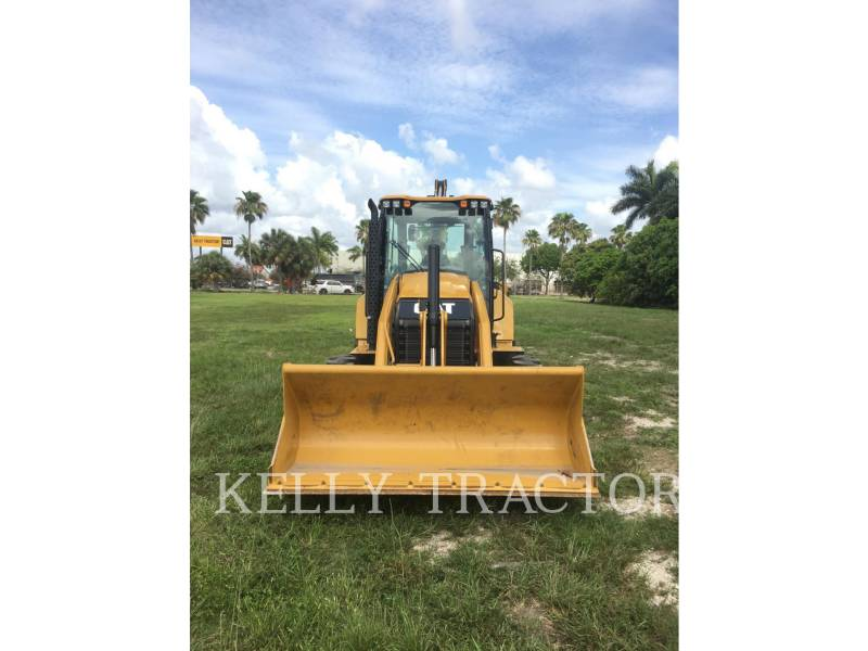 CATERPILLAR BACKHOE LOADERS 420F2ST equipment  photo 7