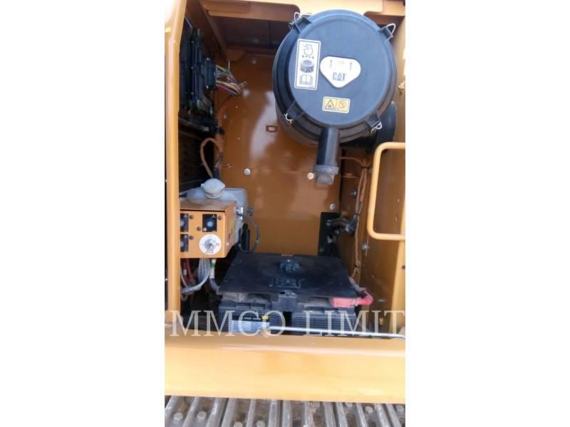 CATERPILLAR TRACK EXCAVATORS 320D2GC equipment  photo 10