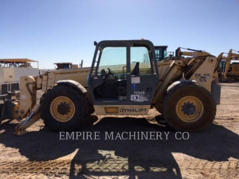 GEHL COMPANY TELEHANDLER DL10L55 equipment  photo 2