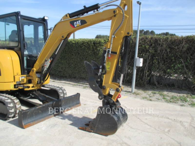 CATERPILLAR KETTEN-HYDRAULIKBAGGER 303.5E CR equipment  photo 10