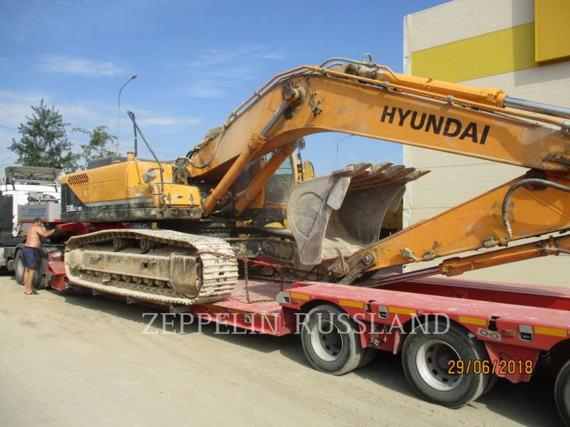 HYUNDAI CONSTRUCTION EQUIPMENT TRACK EXCAVATORS R330LC-9S equipment  photo 1