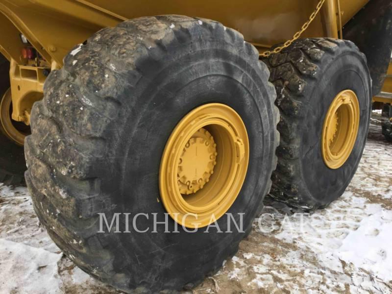 CATERPILLAR TOMBEREAUX ARTICULÉS 740 T equipment  photo 20