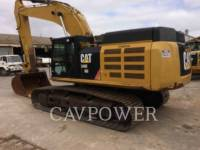 Equipment photo CATERPILLAR 349EL EXCAVADORAS DE CADENAS 1