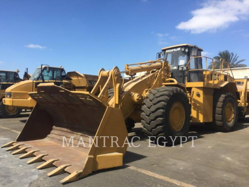 Caterpillar ÎNCĂRCĂTOR MINIER PE ROŢI 988H equipment  photo 1