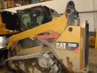 CATERPILLAR MULTI TERRAIN LOADERS 259D equipment  photo 4
