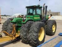 JOHN DEERE TRACTORES AGRÍCOLAS 9520 equipment  photo 4