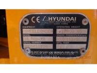 HYUNDAI CONSTRUCTION EQUIPMENT CARGADORES DE RUEDAS HL760-7A equipment  photo 11