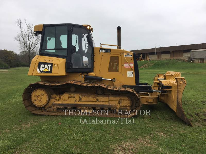 CATERPILLAR CIĄGNIKI GĄSIENICOWE D6K2LGPARO equipment  photo 6