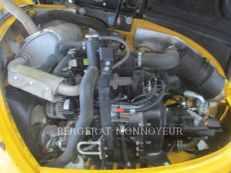 JCB KETTEN-HYDRAULIKBAGGER 8050 equipment  photo 14