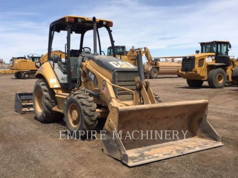 CATERPILLAR TERNE 416EOEM equipment  photo 6