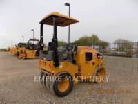 CATERPILLAR RODILLOS COMBINADOS CC34B equipment  photo 2