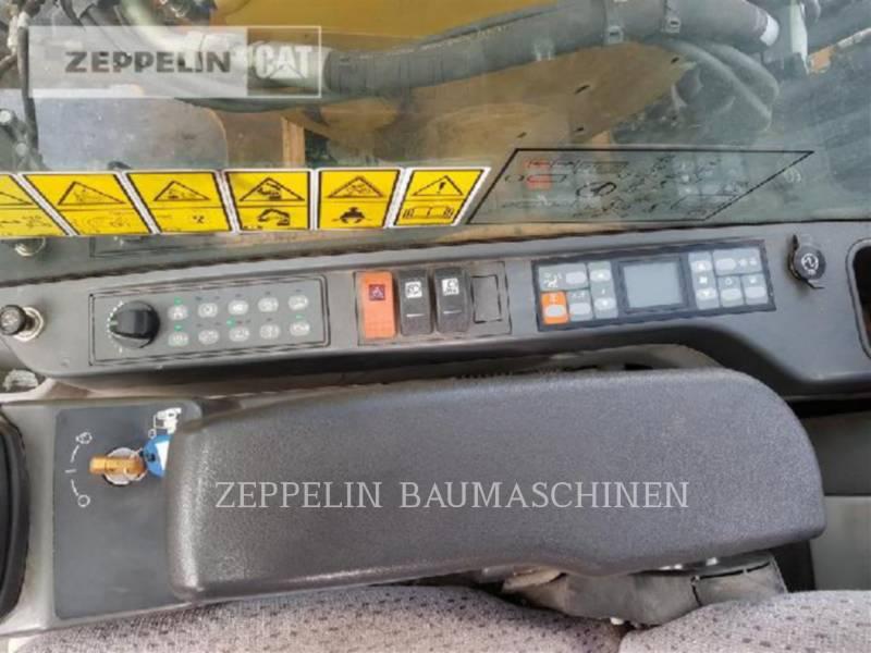 CATERPILLAR WHEEL EXCAVATORS M315D equipment  photo 24