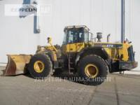 KOMATSU LTD. CARGADORES DE RUEDAS WA470-6 equipment  photo 8