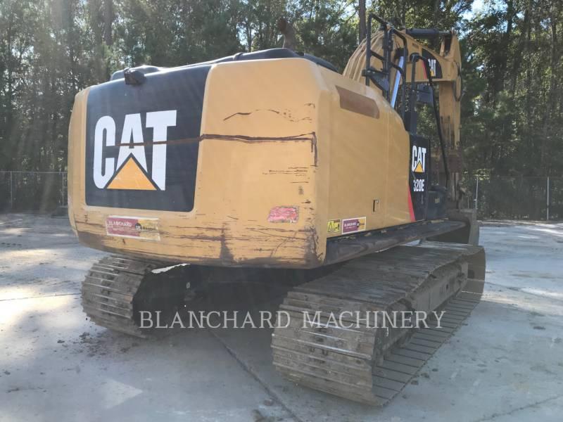 CATERPILLAR EXCAVADORAS DE CADENAS 320EL equipment  photo 6