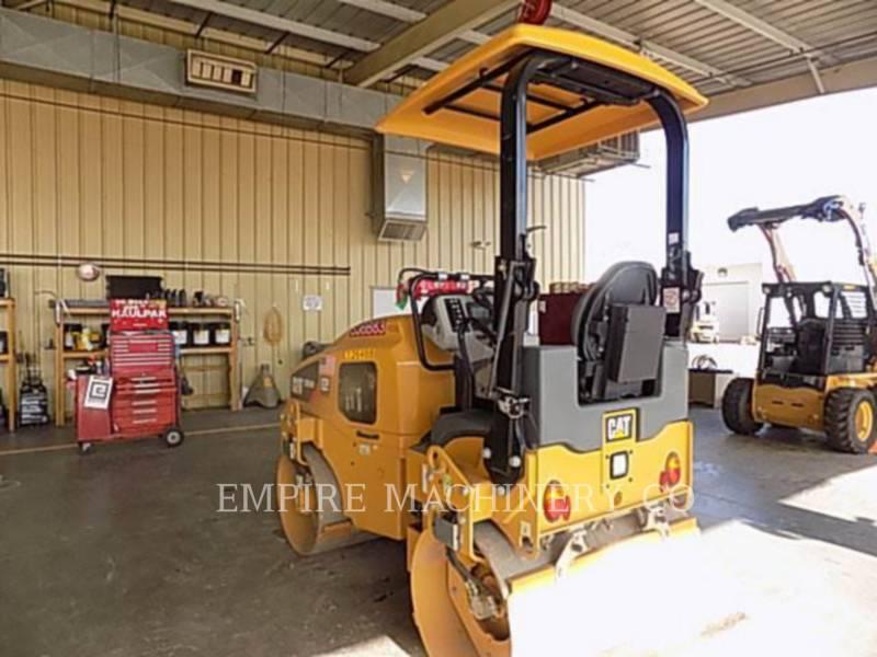 CATERPILLAR COMPACTEURS TANDEMS VIBRANTS CB24B equipment  photo 3