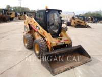 CATERPILLAR SKID STEER LOADERS 272C A2HQ equipment  photo 1