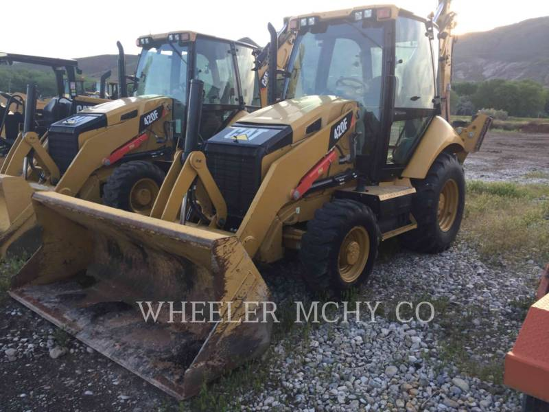 CATERPILLAR RETROEXCAVADORAS CARGADORAS 420F E equipment  photo 3