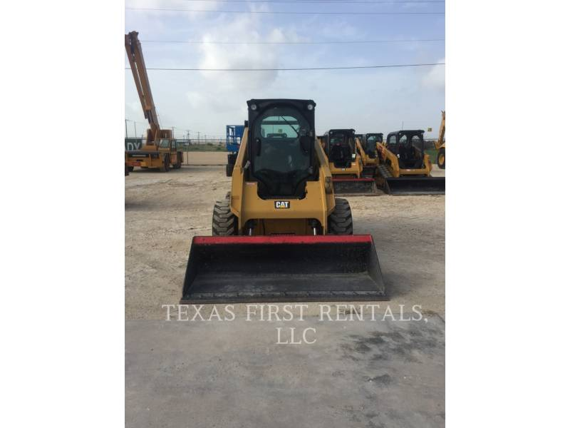 CATERPILLAR MINICARGADORAS 262 D equipment  photo 2