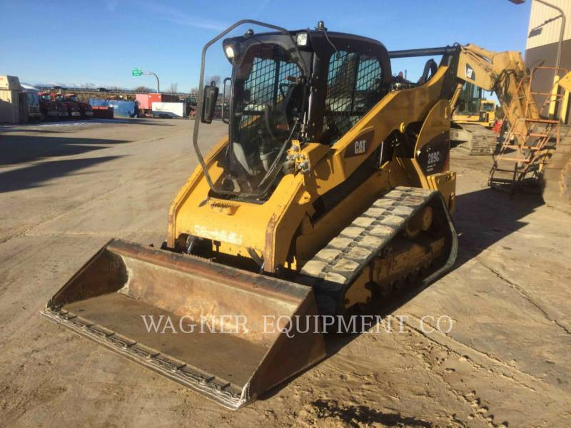 CATERPILLAR DELTALADER 289C2 equipment  photo 1