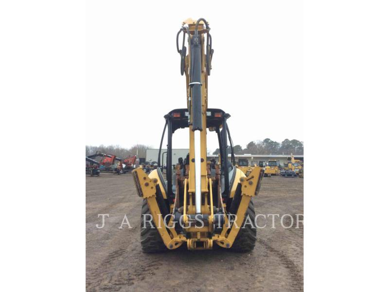 CATERPILLAR CHARGEUSES-PELLETEUSES 420F 4E equipment  photo 5