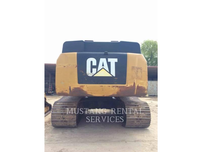 CATERPILLAR TRACK EXCAVATORS 349 equipment  photo 8