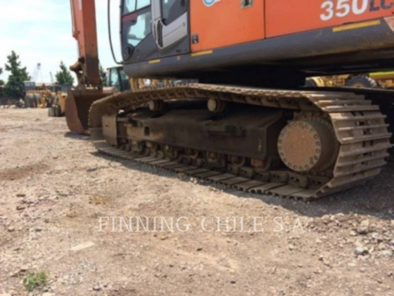HITACHI EXCAVADORAS DE CADENAS 350LC 3 equipment  photo 9