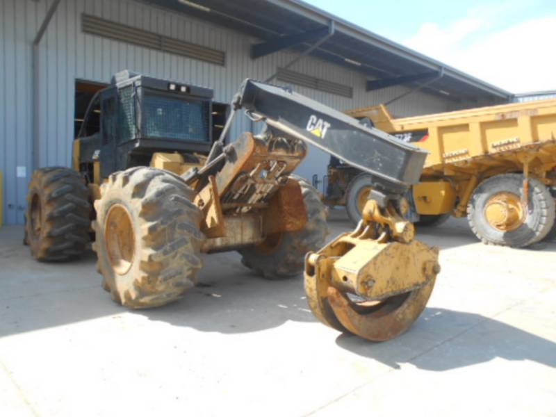 CATERPILLAR FORESTRY - SKIDDER 525C equipment  photo 6