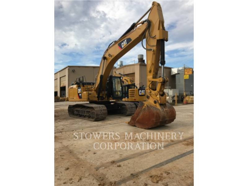 CATERPILLAR TRACK EXCAVATORS 336F XE equipment  photo 4