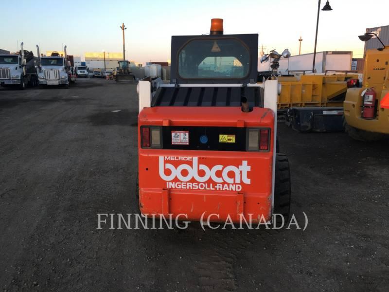 BOBCAT KOMPAKTLADER 763 equipment  photo 2
