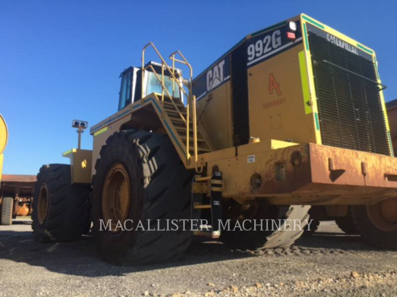 CATERPILLAR PALE GOMMATE/PALE GOMMATE MULTIUSO 992G equipment  photo 1