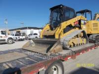 CATERPILLAR SKID STEER LOADERS 279DHF equipment  photo 4