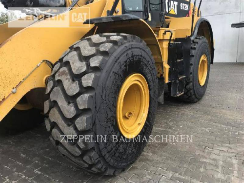CATERPILLAR CARGADORES DE RUEDAS 972K equipment  photo 10
