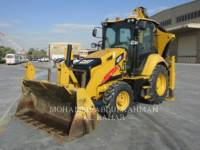 Equipment photo CATERPILLAR 422 F 2 バックホーローダ 1