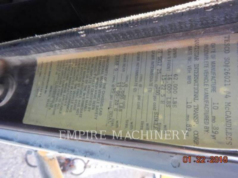 INTERNATIONAL OTHER DUMP TRUCK equipment  photo 7