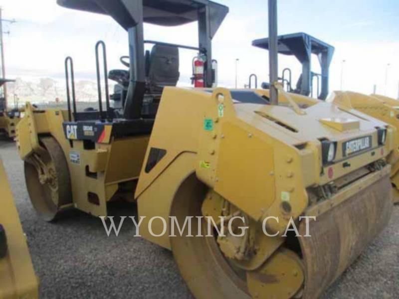 CATERPILLAR コンパクタ CB-534D XW equipment  photo 2