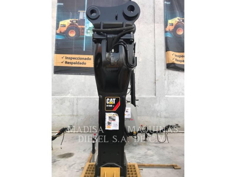 CATERPILLAR AG - HAMMER H160 equipment  photo 13
