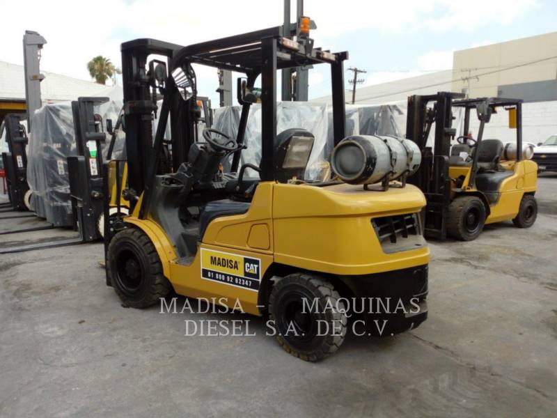 CATERPILLAR LIFT TRUCKS MONTACARGAS 2P7000-GLE equipment  photo 4
