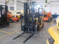 MITSUBISHI CATERPILLAR FORKLIFT MONTACARGAS 2P5000  equipment  photo 1