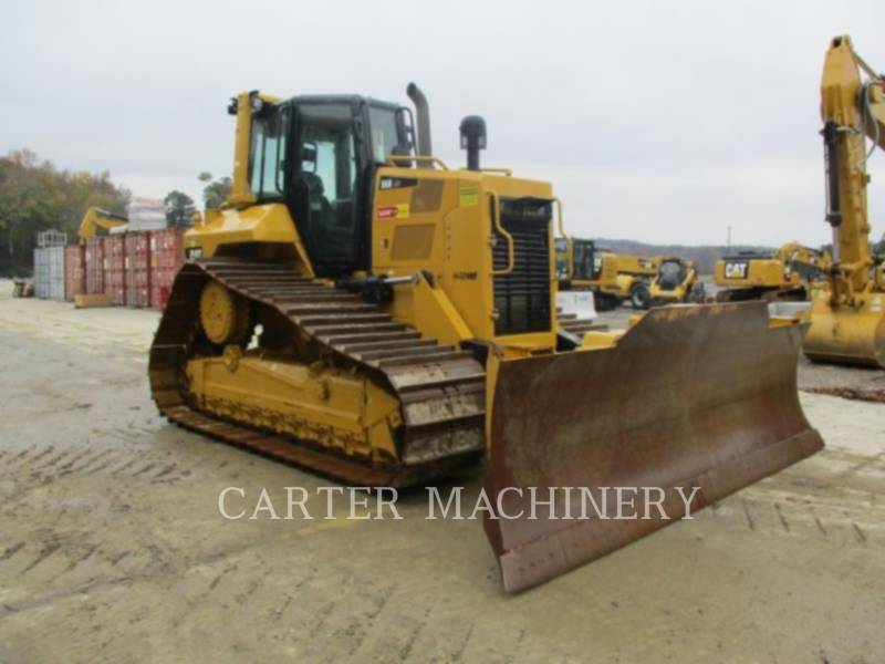 CATERPILLAR KETTENDOZER D6NLGP ARO equipment  photo 1