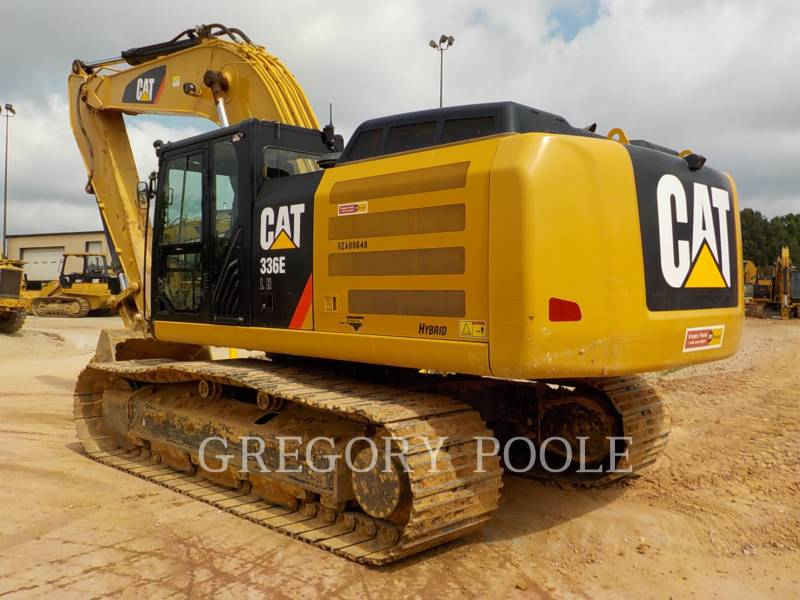 CATERPILLAR KETTEN-HYDRAULIKBAGGER 336ELH equipment  photo 7