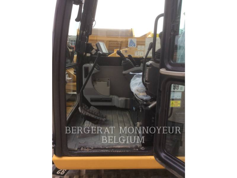 CATERPILLAR EXCAVADORAS DE CADENAS 308 E2 CR SB equipment  photo 11