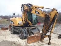 CATERPILLAR EXCAVADORAS DE RUEDAS M316C equipment  photo 10