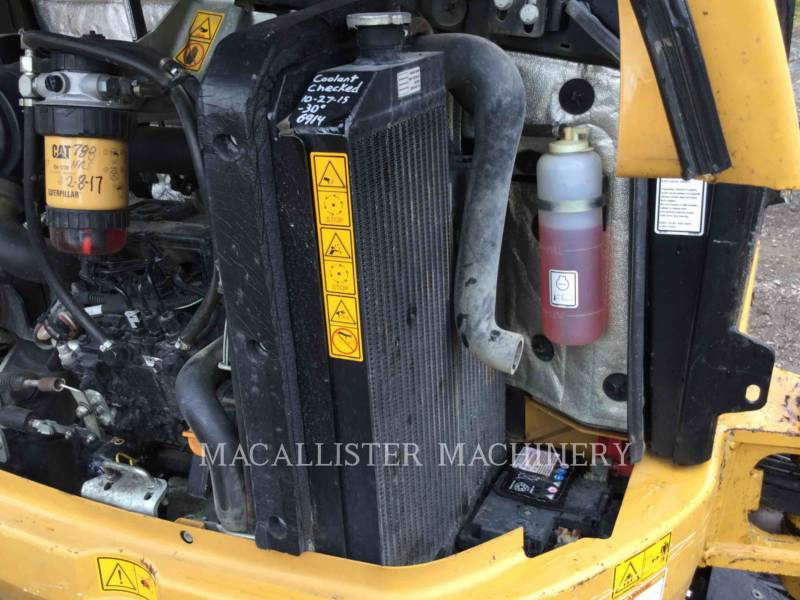 CATERPILLAR PELLES SUR CHAINES 302.7D equipment  photo 10