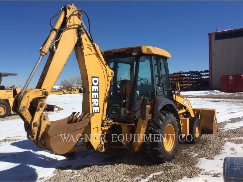 JOHN DEERE BACKHOE LOADERS 310G equipment  photo 3