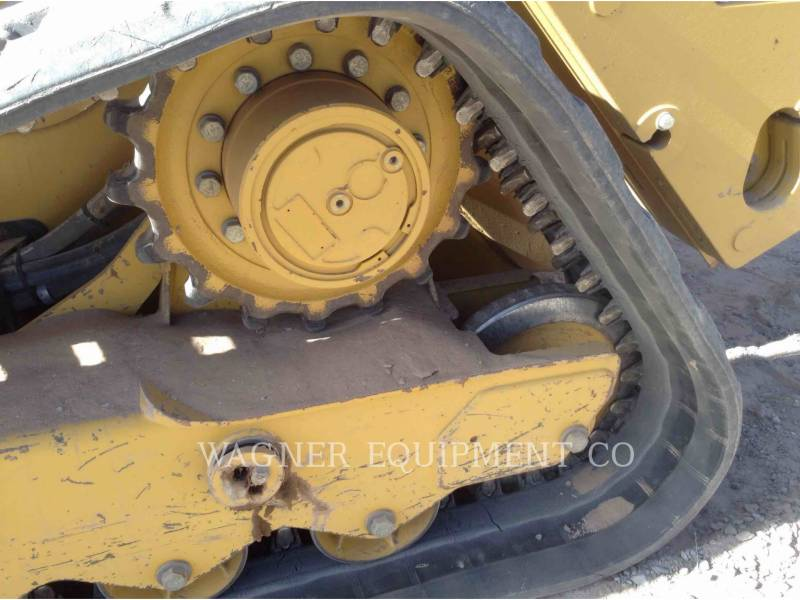CATERPILLAR MINICARGADORAS 289C HF equipment  photo 12